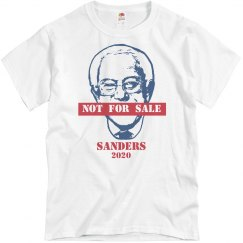 Bernie Sanders is Not for Sale