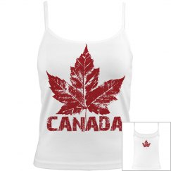 Cool Canada Camisole Shirts