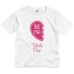 White Best Friend Shirt