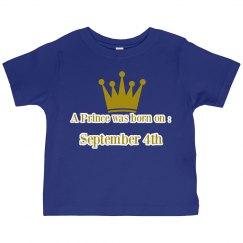 J3's shirt
