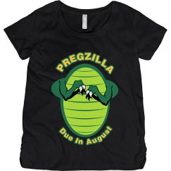 Pregzilla on Black