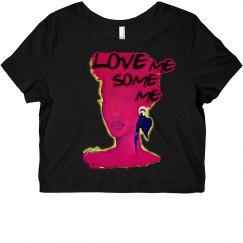 Love Me Some Me crop top