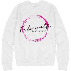Adult FDA Crew Neck - White