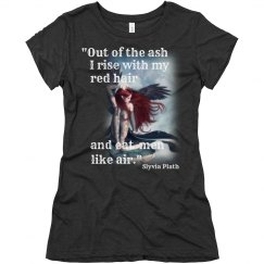 Out of the ash
