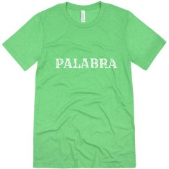 Palabra Distressed Tee