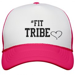 FIT TRIBE SNAP BACK HAT
