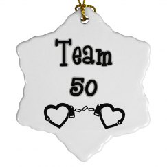 Team 50 Ornament