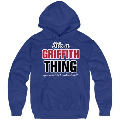 It's a Griffith thing