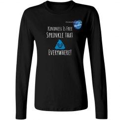 Member KBB Sprinkle long sleeve
