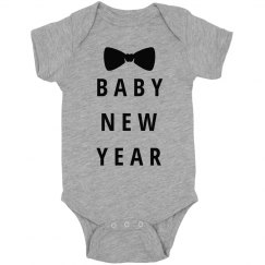 New Year Style Baby