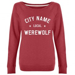 The Local Werewolf Of Your City