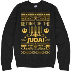 Happy Hanukkah Skywalker