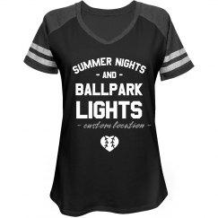 Summer Nights & Ballpark Lights