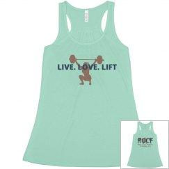 live love lift rccf