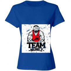 Ladies t-shirt nunez