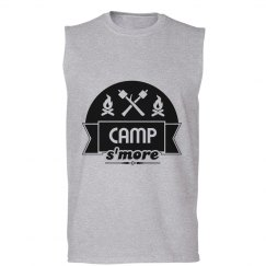 Camp S'More Muscle Tank