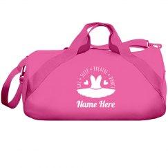 Eat Sleep Dance Custom Name Bag