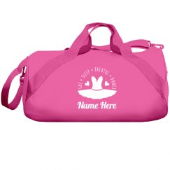 Eat Sleep Dance Custom Name Bag