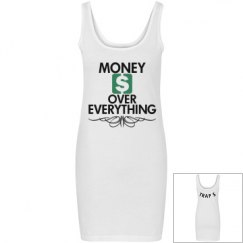 $ over everything