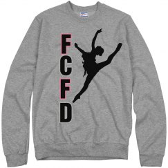 FCFD Adult crewneck
