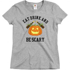Eat, Drink, And Be Scary