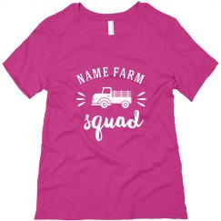 Custom Farms Adult Tee