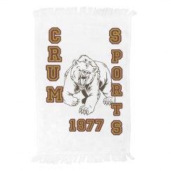 Crum Homecoming Towel