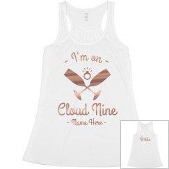 On Cloud Nine custom Bachelorette