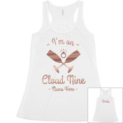 On Cloud Nine custom Bachelorette