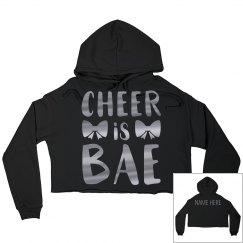 Cheer Is Bae Custom Yard Liner