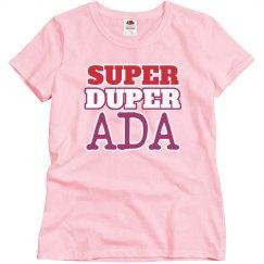 Super Duper Ada