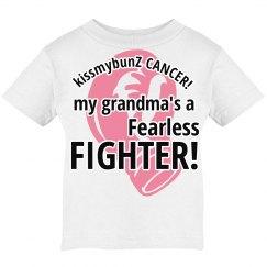 Kids Breast Cancer Tee