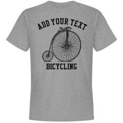 Bicycling shirt