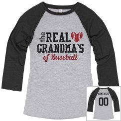 The Real Grandma's Of Baseball