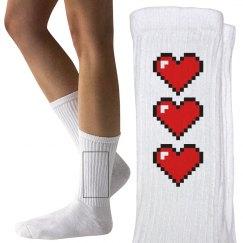 Extra Life Sports socks
