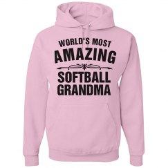 Softball Grandma