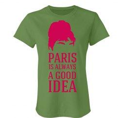 Paris Is Always Audrey