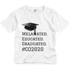 Class Of 2020 Graduation T Shirt