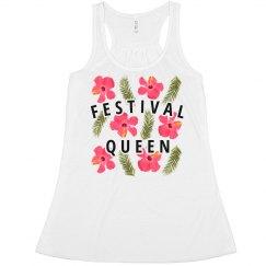 I Am A Music Festival Queen