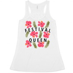 I Am A Music Festival Queen