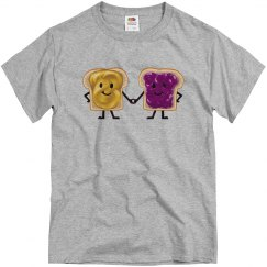 Peanut Butter and Jelly Buddies