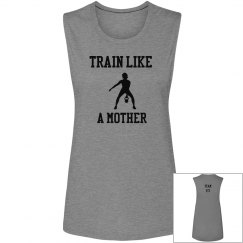 TEAM FIT BELLA MUSCLE TEE