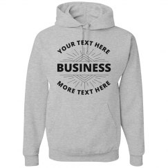 Company Sweatshirt With Group Discounts