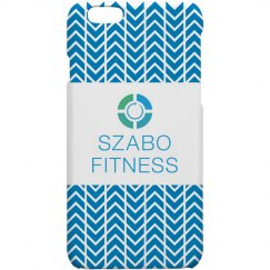 SF iPhone 5 Case Chevron Print