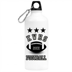 Football Stars Bottle