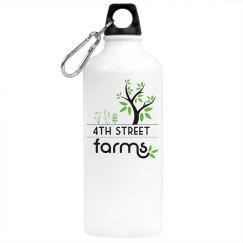 4th Street Farms Water Bottle