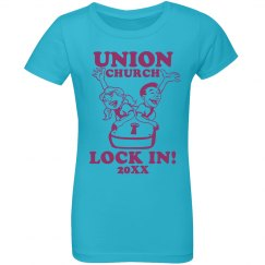 Church Lock In Tee