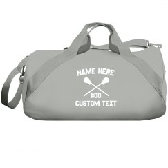 Lacrosse Custom Duffel Bag