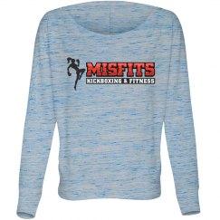 Full Color Misfits Logo w/Girl