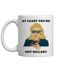 My Boss Isn't Hillary